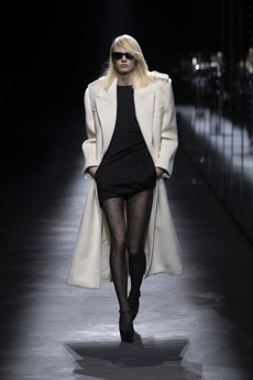 231d8a76bca Anthony Vaccarello presented a strong vision for Saint Laurent gradually  evolved season after season into an enchanting identity celebrating the  Maison s ...